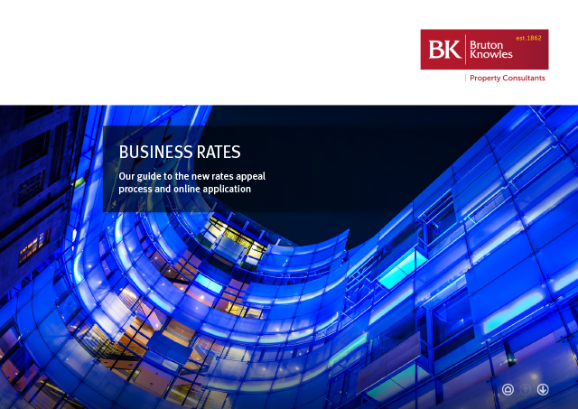 Business Rates Brochure
