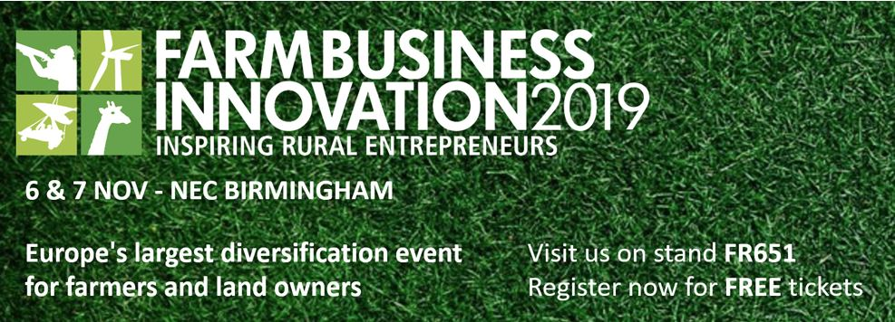 Land Diversification Opportunities at Farm Business Innovation Show