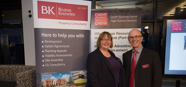 Bruton Knowles Sponsored South Wales Debate