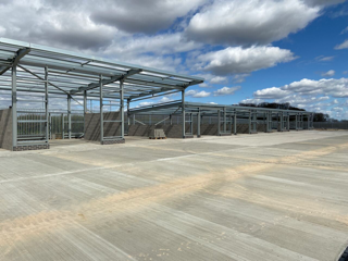 Lincolnshire Highways Depot