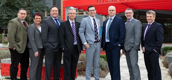 Bruton Knowles celebrates five years of growth in Plymouth