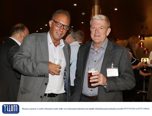 Lance Turner and Mark Bevan