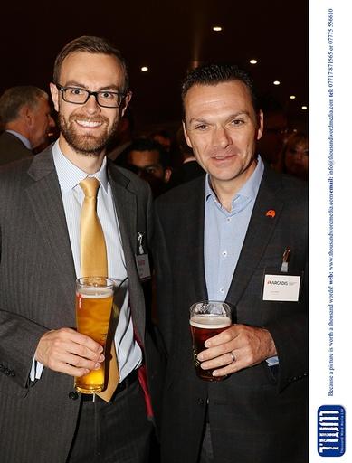 David Jobling and Simon Marks
