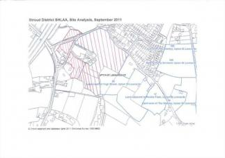 Strategic land in Upton St Leonards