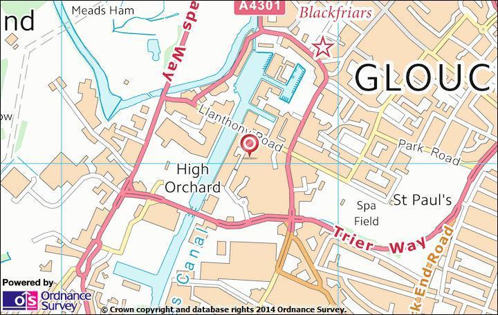 Gloucester Quays Office Suites High Orchard Street Bruton