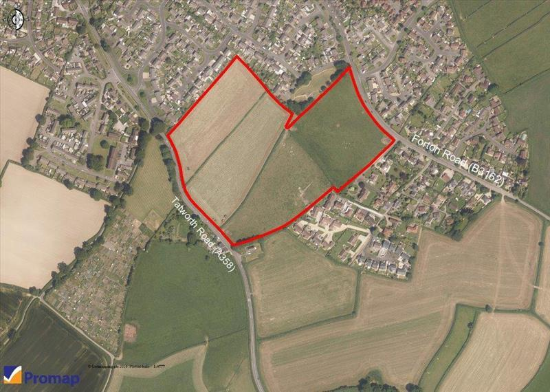 Property Development Consultants : Development land at tatworth road bruton knowles