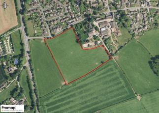 Land At Moreton-on-Lugg