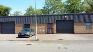 Industrial And Warehouse Units Steel Drive