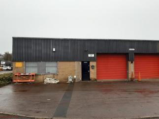 Industrial And Warehouse Unit Steel Drive