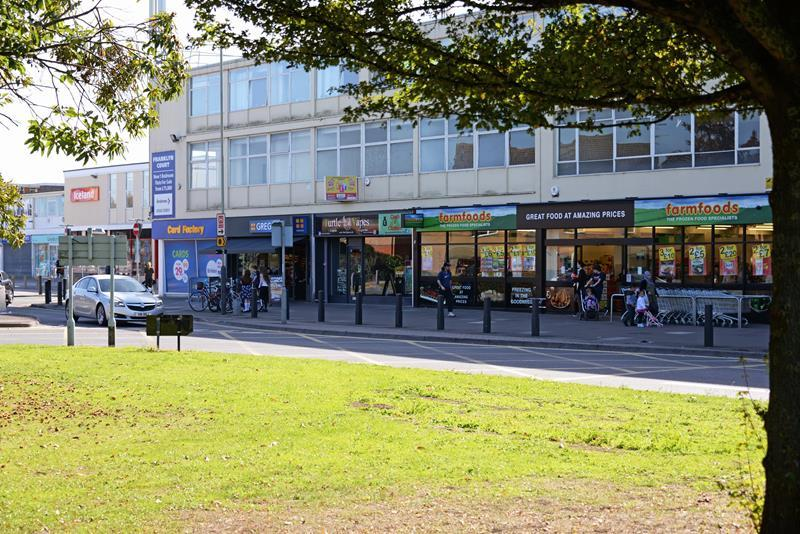 Coronation Square 44 Goldsmith Road