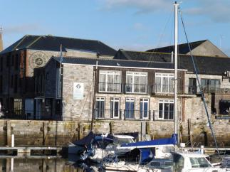 The Old Harbour Office Sutton Harbour Guys Quay