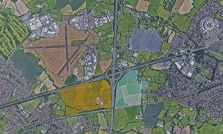 Land Surrounding M5 J11 Cheltenham