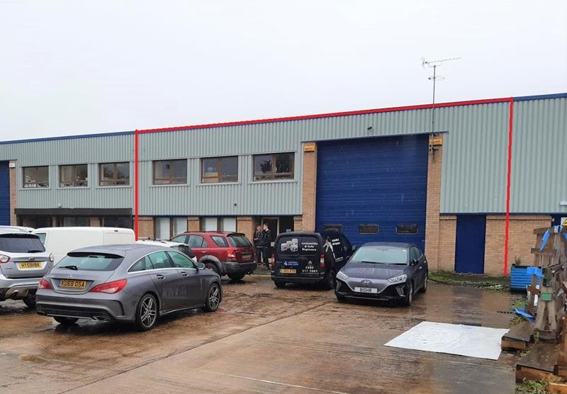 Unit 10, Alexandra Way, Tewkesbury Business Park