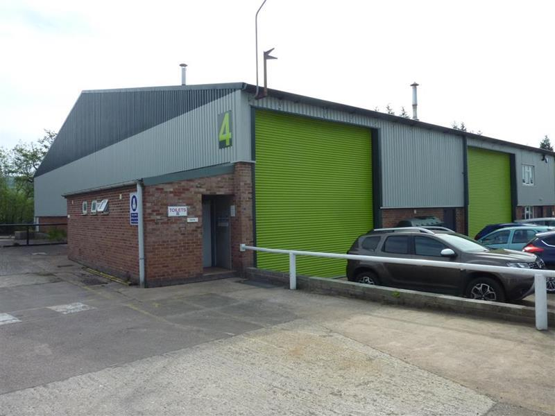 Units 4a-4b Monmouth Road Longhope Business Park