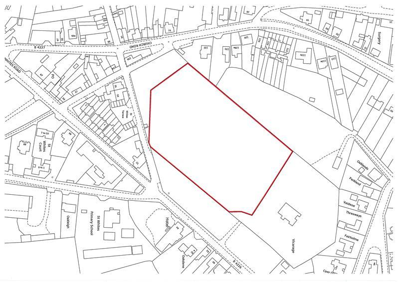 Land At Cinderford St John's Square