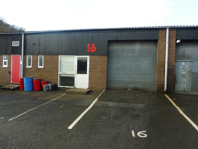 Westover Industrial Estate Ermington Road Unit 16
