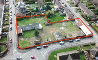 Land And Buildings At Mauds Elm 320 Swindon Road
