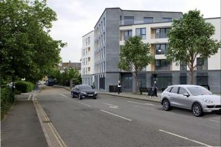 Land At 22, 24 & 26 Wolborough Street