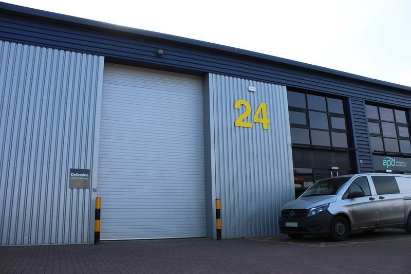 Unit 24 Tewkesbury Road Neptune Business Centre
