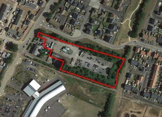 Development Land 156 Bridgewater Road
