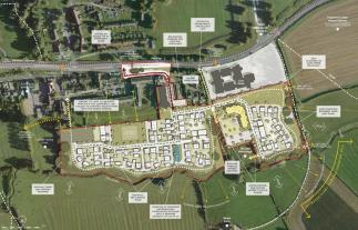 Development Land At Fitzhamon Park A46