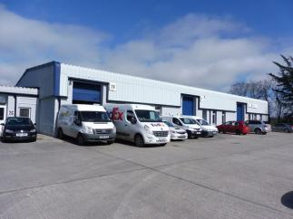 Unit 2D Heathlands Industrial Estate